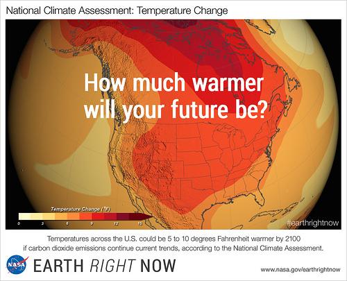 climate model photo